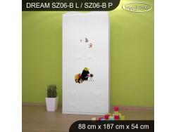 SZAFA DREAM SZ06-B DM18