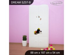 SZAFA DREAM SZ07-B DM18