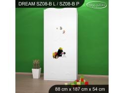 SZAFA DREAM SZ08-B DM18