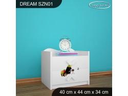 SZAFKA NISKA DREAM SZN01 DM18