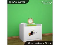 SZAFKA NISKA DREAM SZN02 DM18