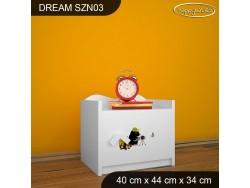 SZAFKA NISKA DREAM SZN03 DM18