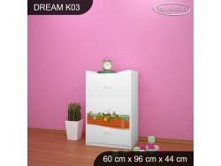 KOMODA DREAM K03 DM19