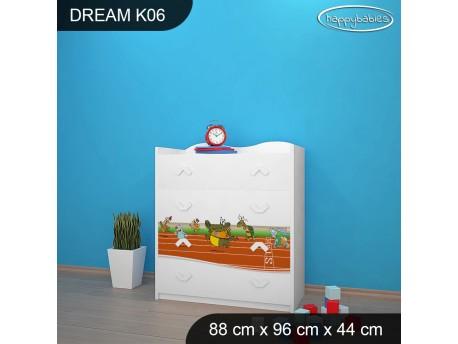 KOMODA DREAM K06 DM19