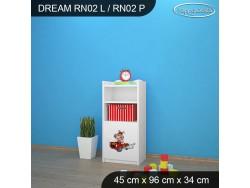 REGAŁ NISKI DREAM-RN02 DM19