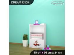 REGAŁ NISKI DREAM-RN08 DM19