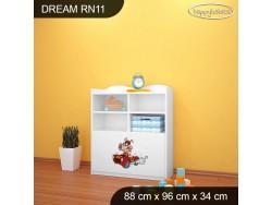 REGAŁ NISKI DREAM-RN11 DM19