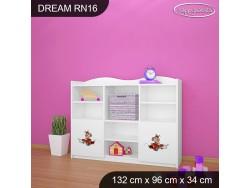 REGAŁ NISKI DREAM-RN16 DM19
