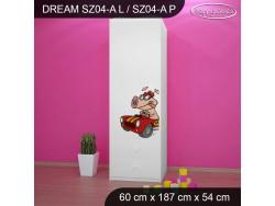 SZAFA DREAM SZ04-A DM19