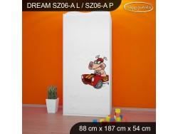 SZAFA DREAM SZ06-A DM19