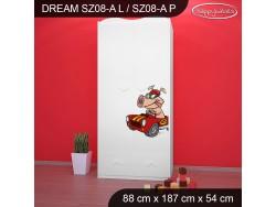 SZAFA DREAM SZ08-A DM19