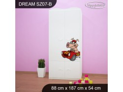 SZAFA DREAM SZ07-B DM19