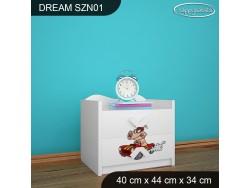 SZAFKA NISKA DREAM SZN01 DM19