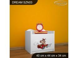 SZAFKA NISKA DREAM SZN03 DM19