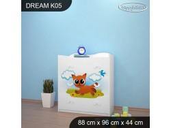 KOMODA DREAM K05 DM20