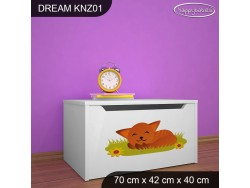 KUFER NA ZABAWKI DREAM KNZ-01 DM20