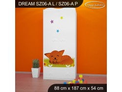 SZAFA DREAM SZ06-A DM20