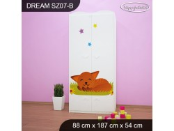 SZAFA DREAM SZ07-B DM20