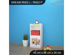 REGAŁ NISKI DREAM-RN02 DM21