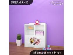 REGAŁ NISKI DREAM-RN10 DM21