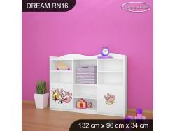 REGAŁ NISKI DREAM-RN16 DM21