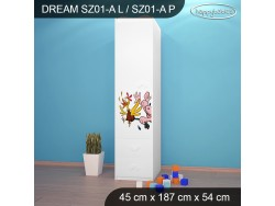SZAFA DREAM SZ01-A DM21