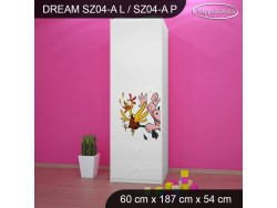 SZAFA DREAM SZ04-A DM21