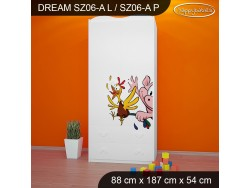 SZAFA DREAM SZ06-A DM21