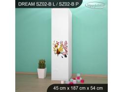 SZAFA DREAM SZ02-B DM21