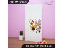 SZAFA DREAM SZ07-B DM21