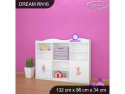REGAŁ NISKI DREAM-RN16 DM22