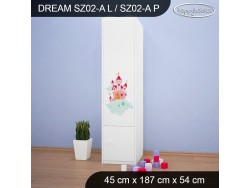 SZAFA DREAM SZ02-A DM22