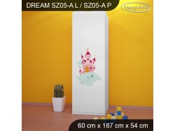 SZAFA DREAM SZ05-A DM22