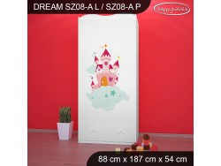 SZAFA DREAM SZ08-A DM22