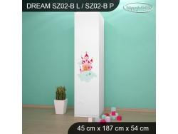 SZAFA DREAM SZ02-B DM22