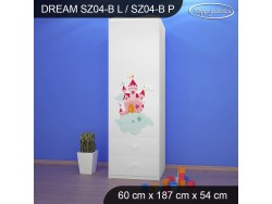 SZAFA DREAM SZ04-B DM22
