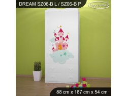 SZAFA DREAM SZ06-B DM22