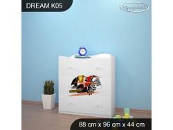KOMODA DREAM K05 DM23