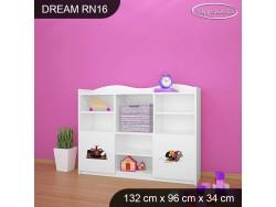 REGAŁ NISKI DREAM-RN16 DM23