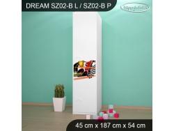 SZAFA DREAM SZ02-B DM23
