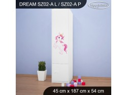 SZAFA DREAM SZ02-A DM24