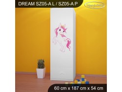 SZAFA DREAM SZ05-A DM24