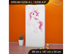 SZAFA DREAM SZ06-A DM24