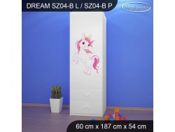 SZAFA DREAM SZ04-B DM24