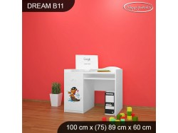 BIURKO DREAM B11 DM25