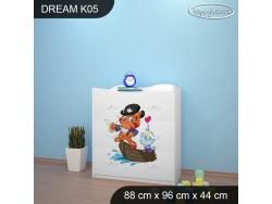 KOMODA DREAM K05 DM25