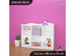 REGAŁ NISKI DREAM-RN16 DM25