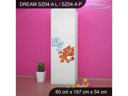 SZAFA DREAM SZ04-A DM25