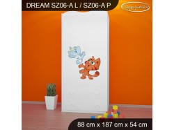 SZAFA DREAM SZ06-A DM25