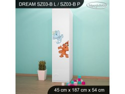 SZAFA DREAM SZ03-B DM25